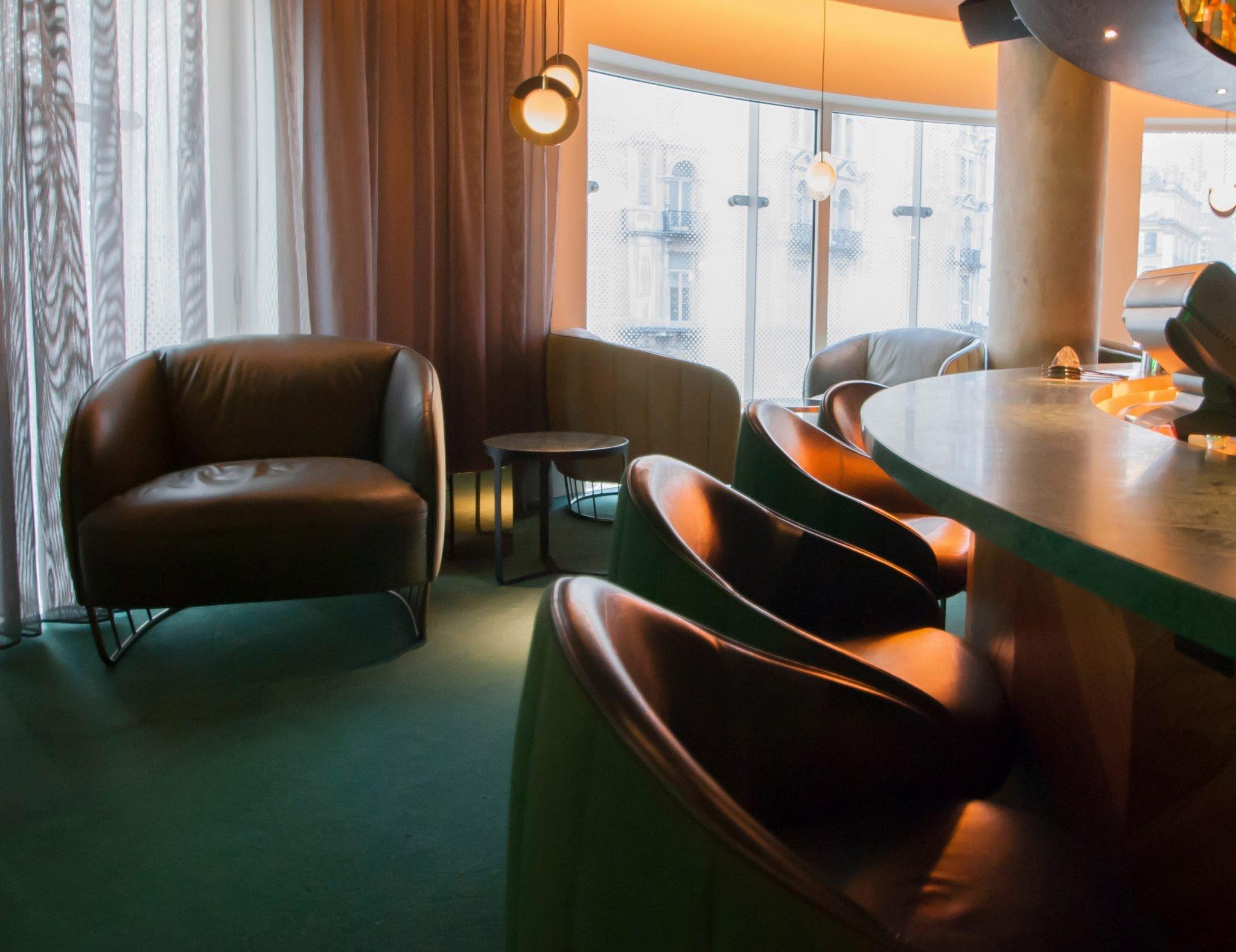 The W Hotel bar chair 4