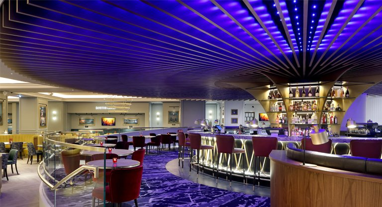 Hard Rock Hotel contract furniture