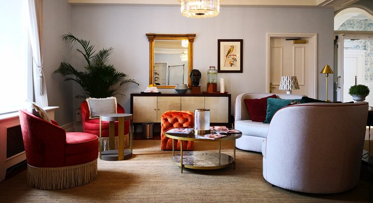 Champneys Tring contract furniture